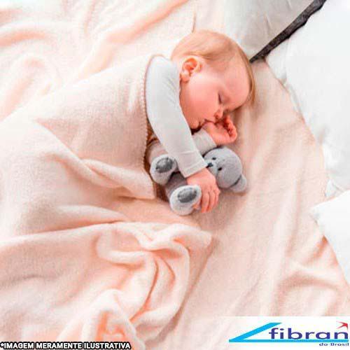 Cobertor de micro fibra para bebe