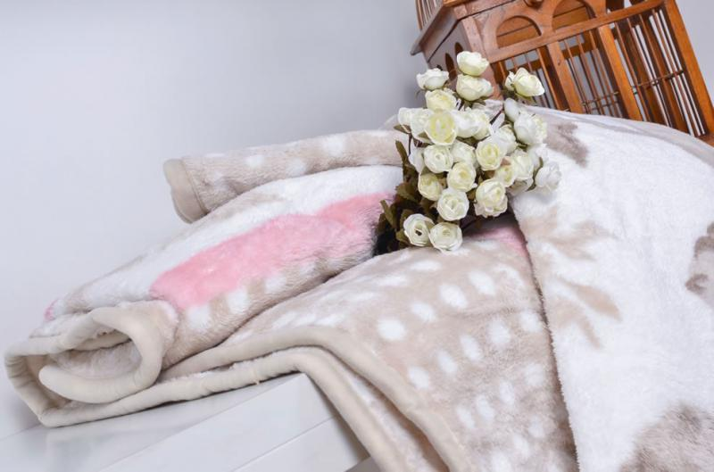 Cobertor Microfibra bebe