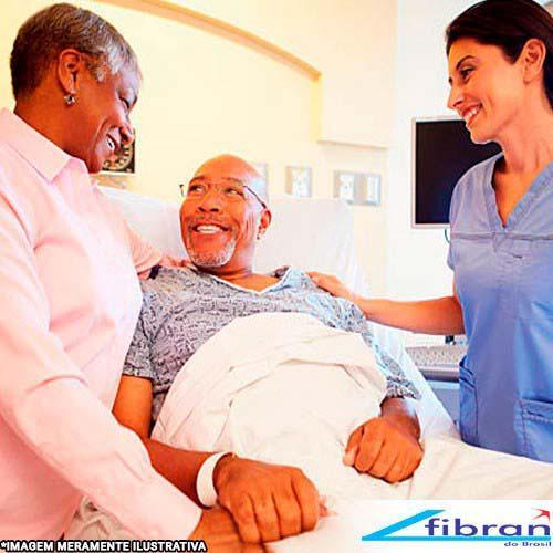 Cobertor microfibra hospitalar