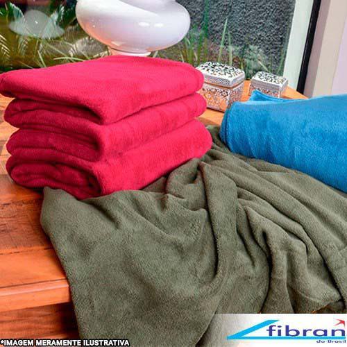 Cobertor microfibra king