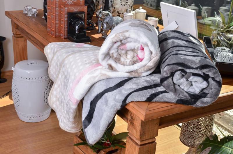 Cobertor Microfibra de Poliéster