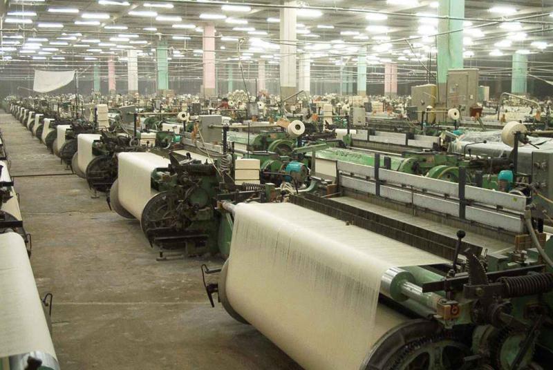 Indústria de cobertores populares