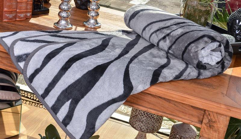 Cobertor Microfibra Estampado