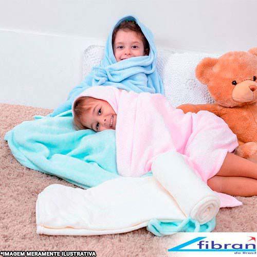 Cobertor microfibra juvenil