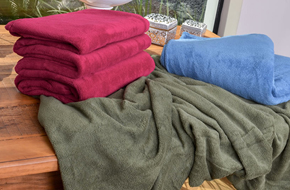 Linha Cobertores
